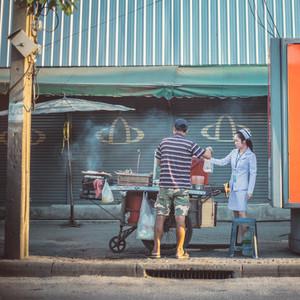 Street Vendor   Nurse