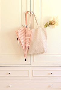 Umbrella and tote bag