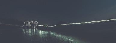 Dark Light Trails