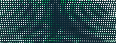 Abstract LED Signage