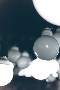 Bokeh Lightbulbs