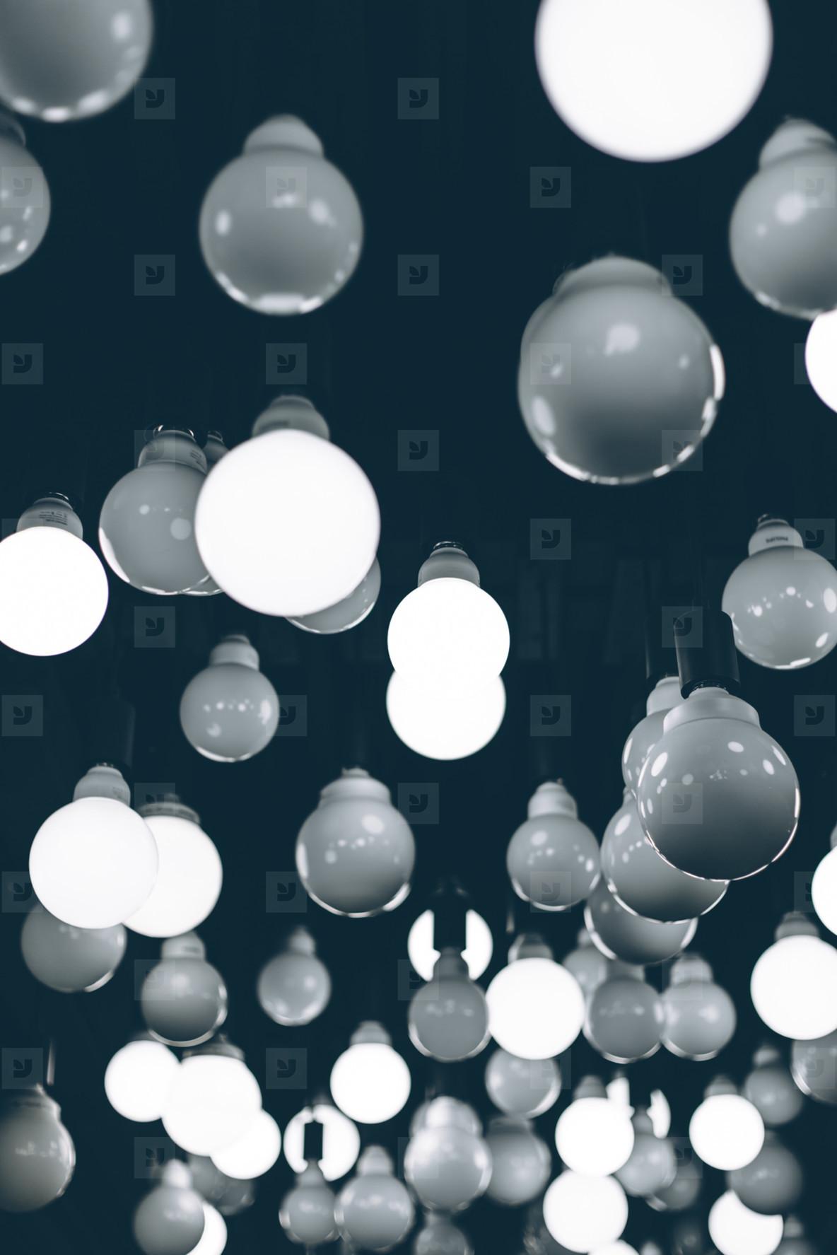 Bokeh Lightbulbs