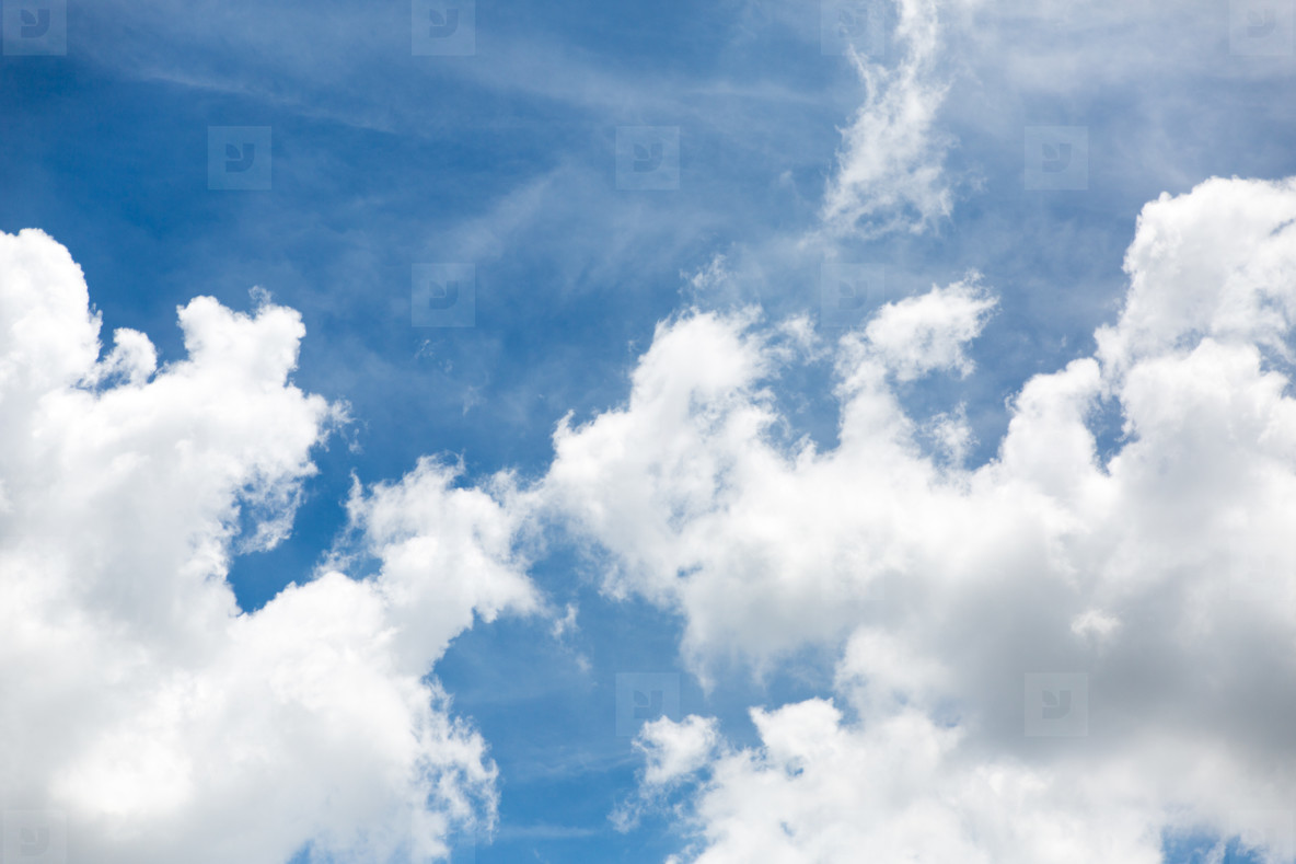 Very Cloudy   Blue Sky