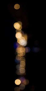 Vertical Bokeh