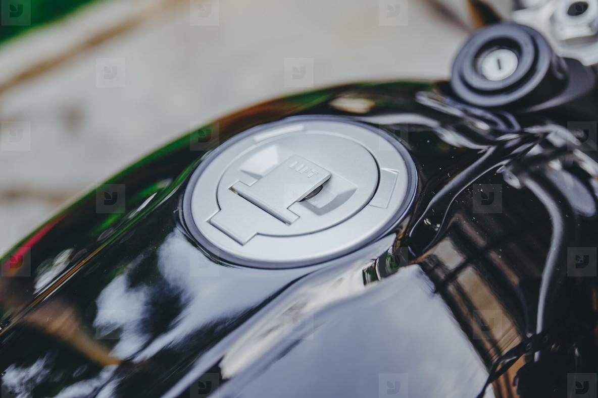 BMW Gas Tank Lid