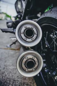 BMW R Nine T Exhaust