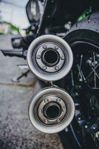 BMW R Nine T Exhaust