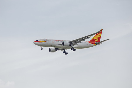 Hong Kong Airlines Airplane
