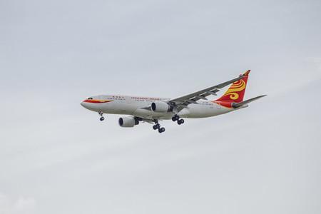 Hong Kong Airlines Airplane