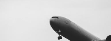 Airplane Closeup