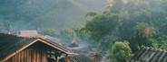 The high mountain house