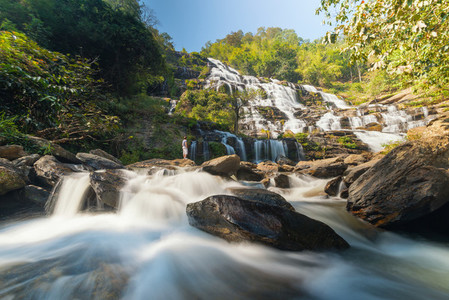 Maeya Waterfall at Chiangmai