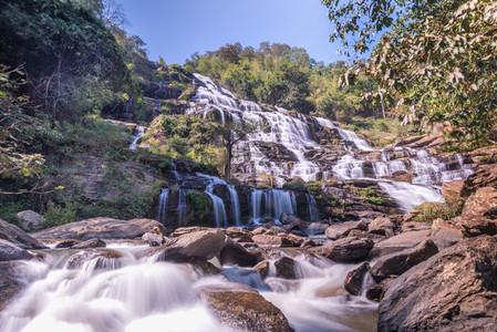 Maeya Waterfall at Chiangmai