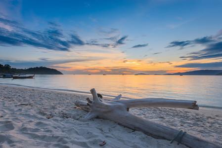 Koh Lipe Sunset  Thailand