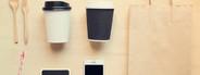 Coffee branding mock up