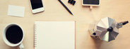 Workspace business mock up