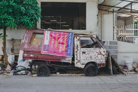 Bangkok Ruins