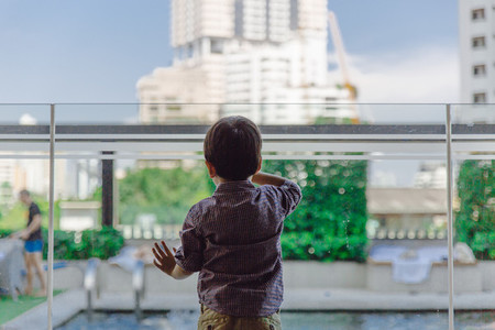 Boy and The City