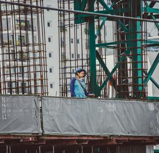 Bangkok Laborer