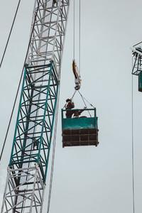 Crane Man
