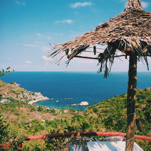 High view at Koh Tao  Thailand