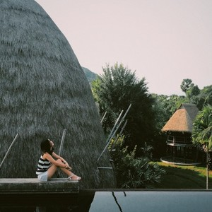 Relax time  Pranburi in Thailand