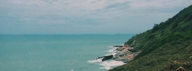 Sea view of Koh Lan  Pattaya
