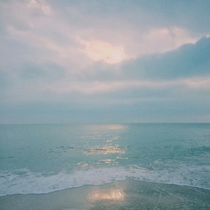 Beach  Pranburi in Thailand