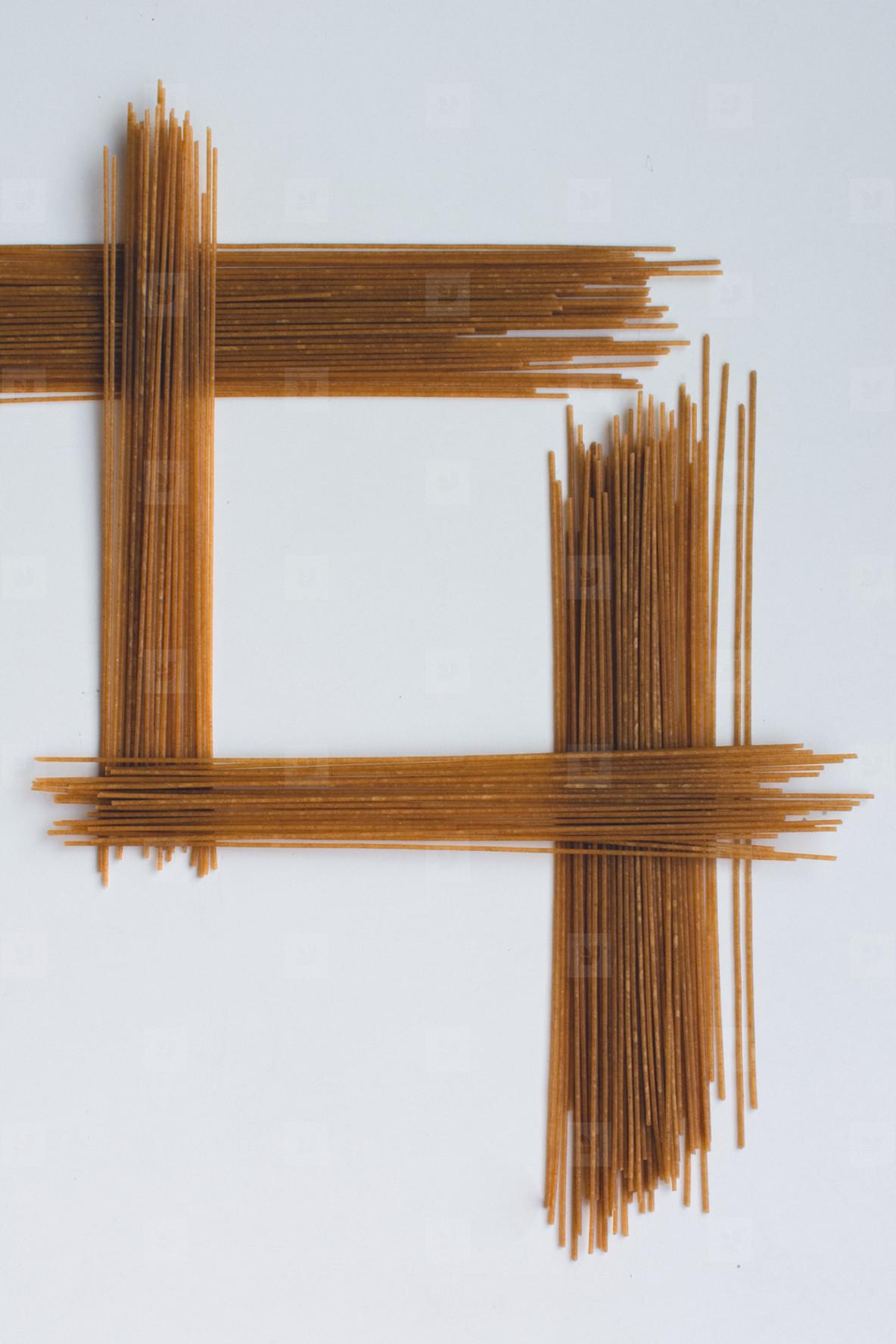 Symmetric Spaghetti isolated  2
