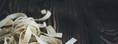 Homemade Tagliatelle  1