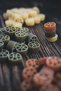 Circles pasta 1