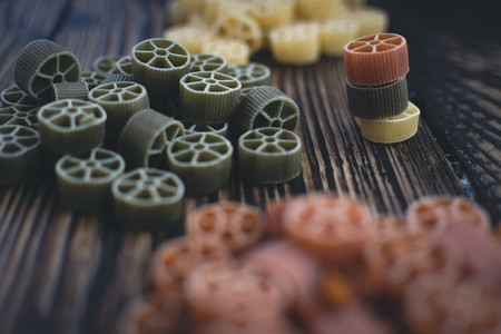 Circles pasta 2