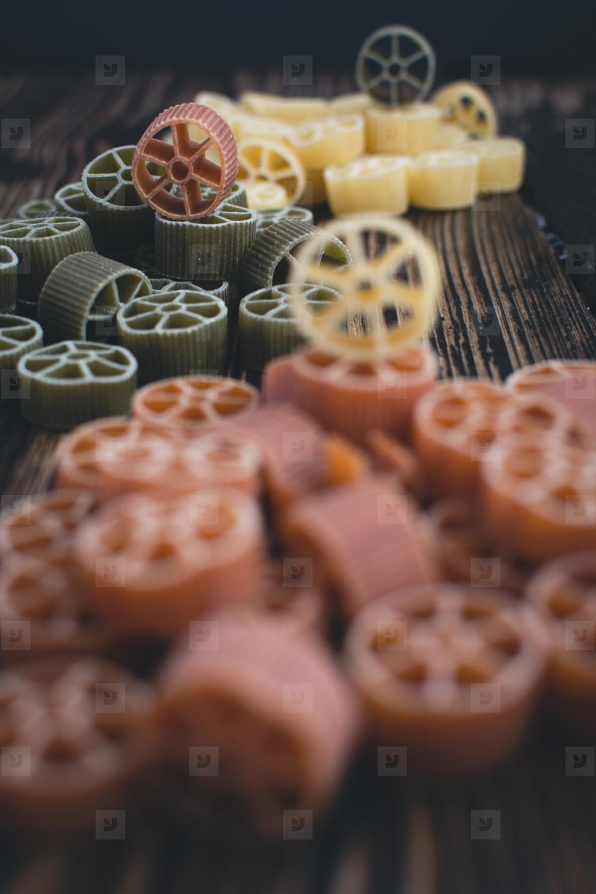 Circles pasta  4