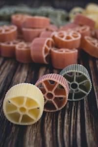 Circles pasta 5