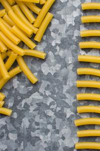 Macaroni isolated  2