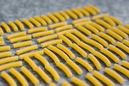 Macaroni isolated  5