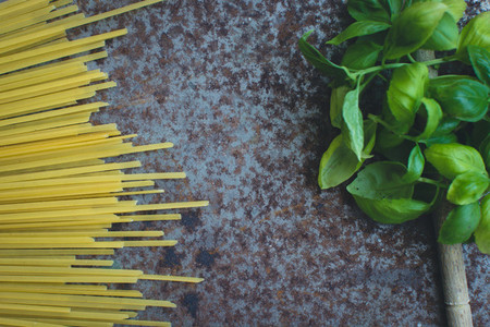 Raw Pasta with Tools 6