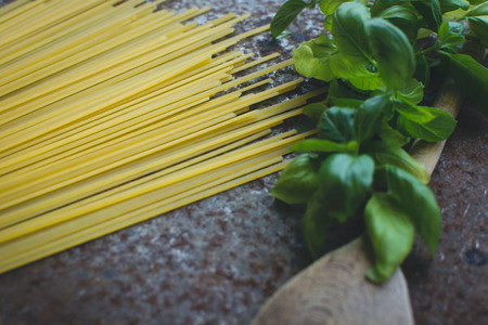 Raw Pasta with Tools 8