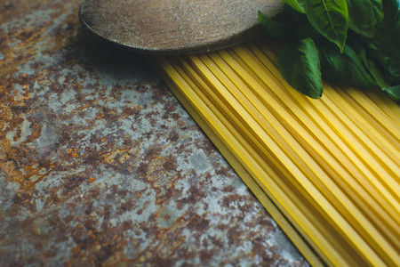 Raw Pasta with Tools 10