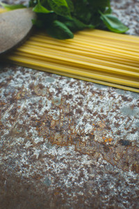 Raw Pasta with Tools 11
