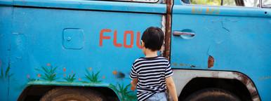 Boy   Retro Van