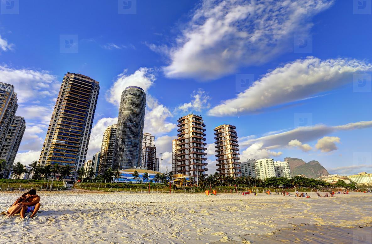 Beach Romance  Barra