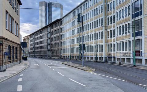 Riot on an Empty Street