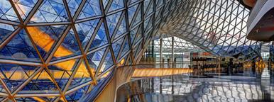 Interior MyZeil Frankfurt  1