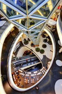 Interior MyZeil Frankfurt 3