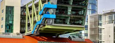 Dusseldorf Hafen Media Harbor 1