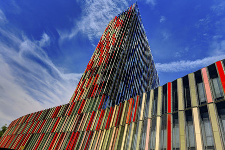 Frankfurt  KfW Westarkade Bank 1