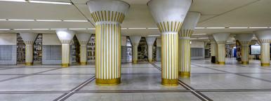 Columns   Lines  Frankfurt