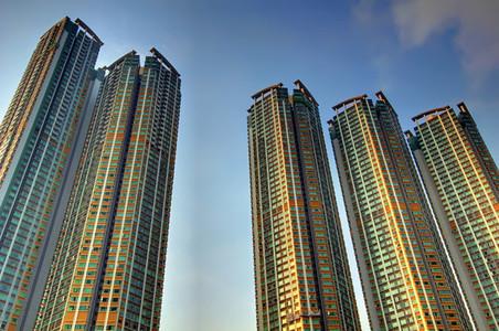 Sorrento Towers 1 to 6  HK