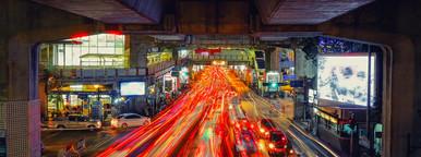 Urban Lava Flows  Siam BTS